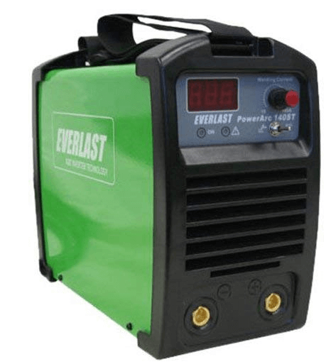 EVERLAST PowerARC 140 Review Tig Welder within 500$