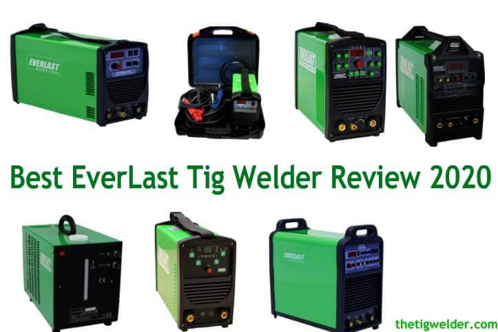 EVERLAST PowerARC 200STI 200amp TIG Stick IGBT Welder 110//220 Dual Voltage