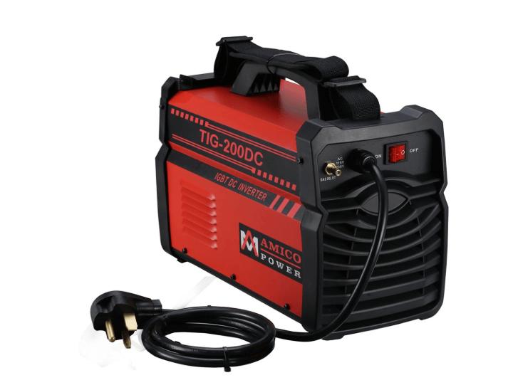 TIG-200DC, 200 Amp