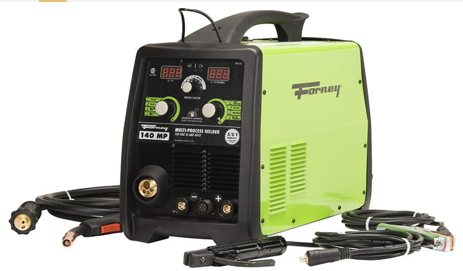 Forney 322 140-Amp- Inverter Welder Reviews