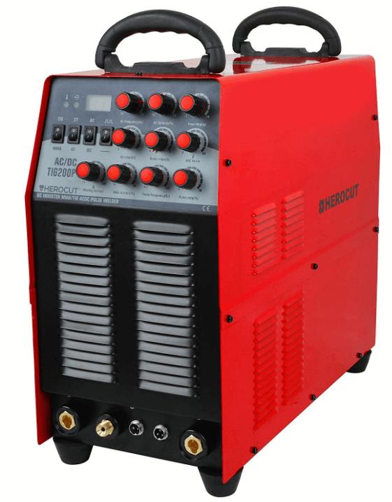 HeroCut AC DC TIG225 Pulse