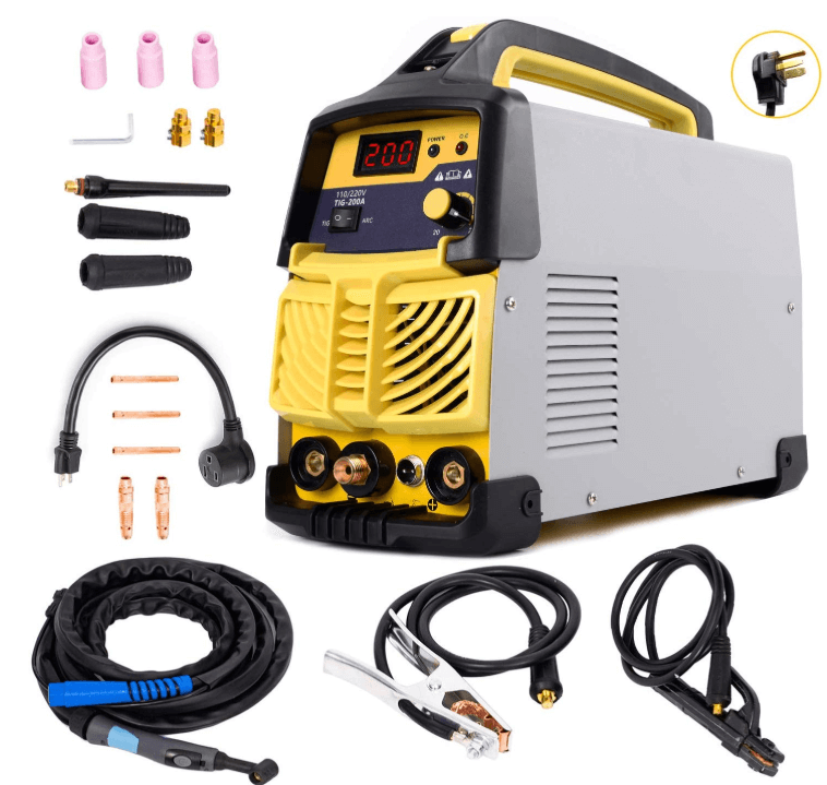 Welding Machine, 200 Amp