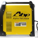 2018 AHP AlphaTIG 200X