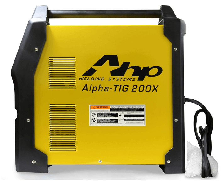2018 AHP AlphaTIG