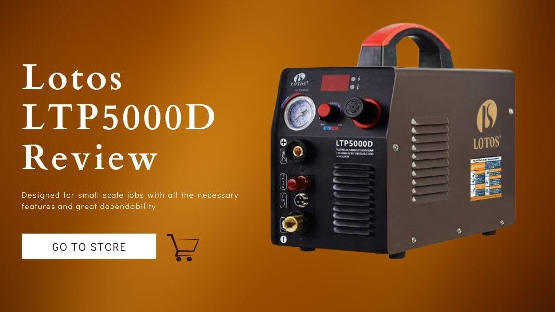 Lotos LTP5000D Review