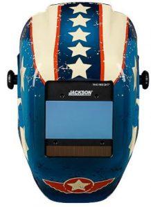 Jackson Safety Stars & Scars Girls Helmet